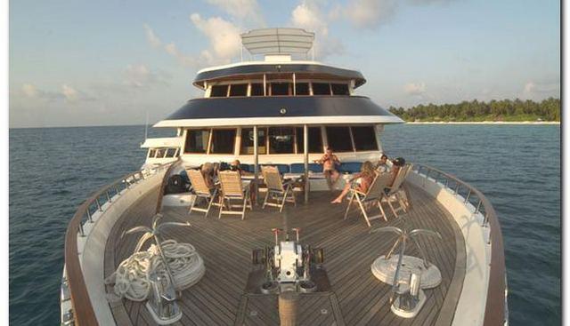 Ocean Divine Charter Yacht - 2