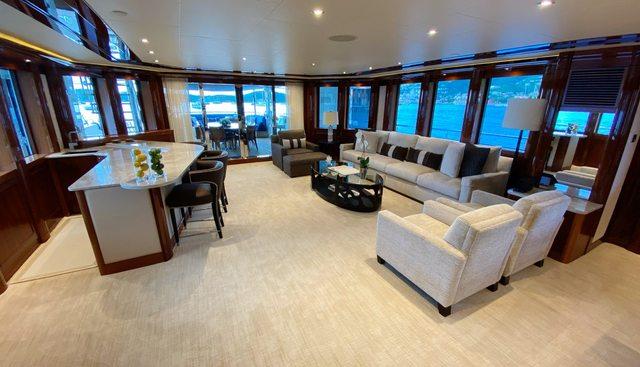 Chasing Daylight Charter Yacht - 8