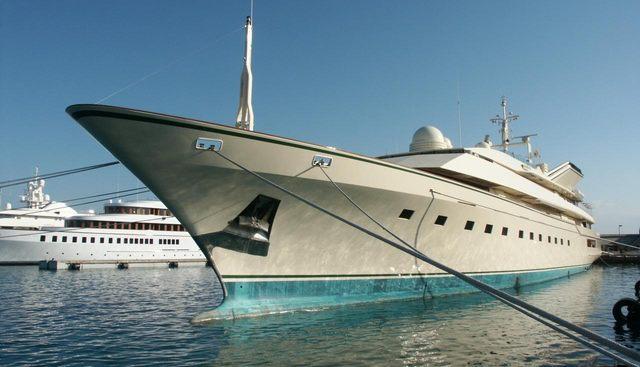 Kingdom 5KR Charter Yacht - 2