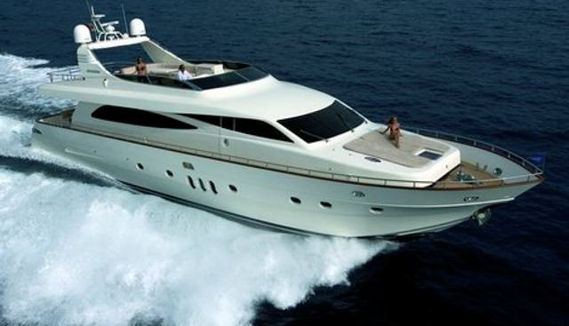 Mery For Ever Charter Yacht