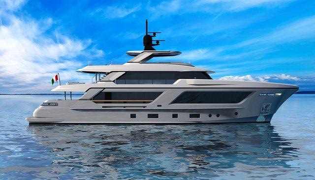 MG115/ 02 Charter Yacht