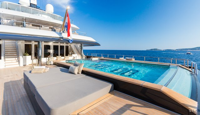 Icon Charter Yacht - 2