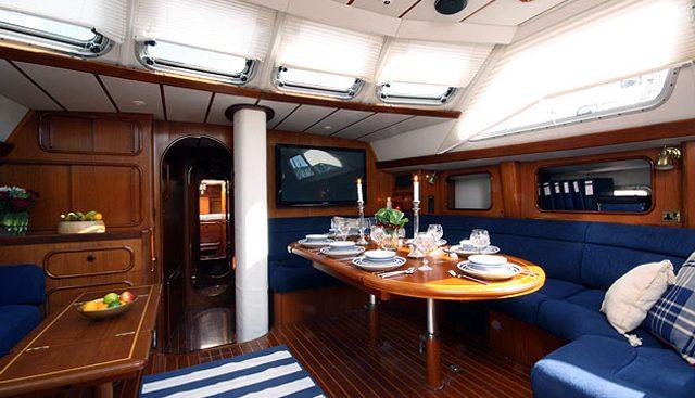 Ocean Indies II Charter Yacht - 4