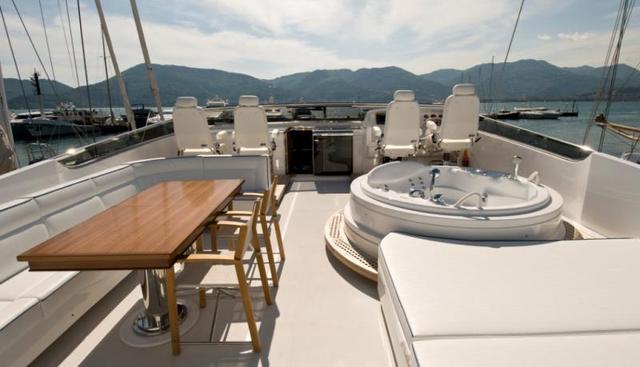 Zamolxis Charter Yacht - 2
