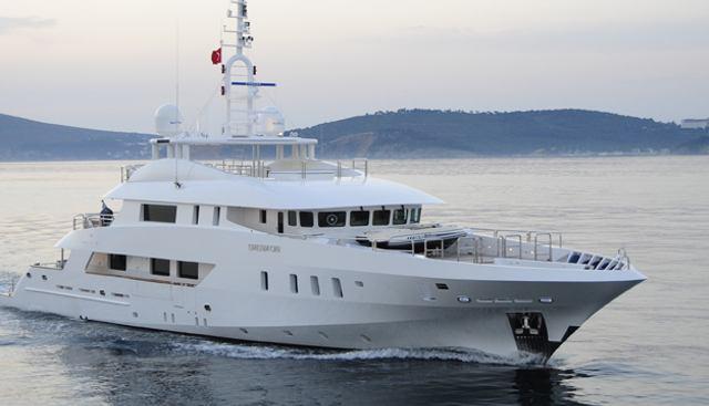Maxima Star Charter Yacht