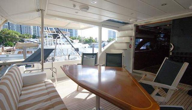 Always Something Charter Yacht - 5