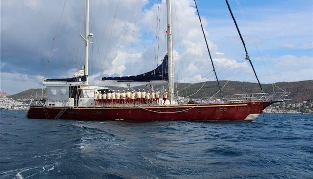 Lady Katrina Charter Yacht