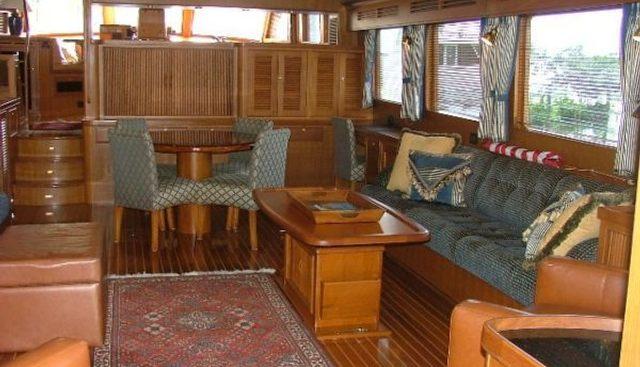 Bacalao Charter Yacht - 4