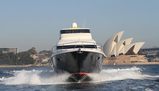 Element Charter Yacht - 5