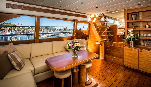 ZINA Charter Yacht - 2