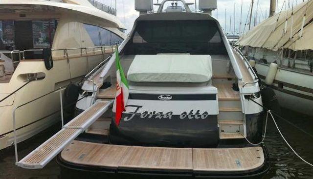 Forza Otto Charter Yacht
