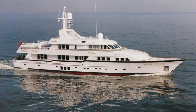 Hud Hud Charter Yacht