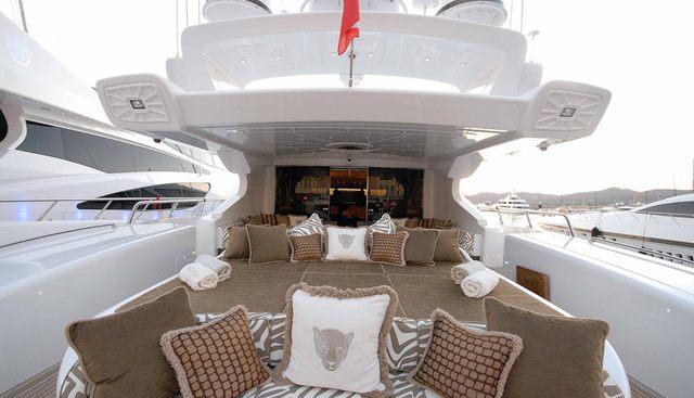 African Cat Charter Yacht - 4