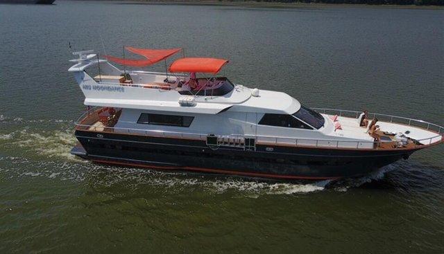 Mis Moondance Charter Yacht - 2