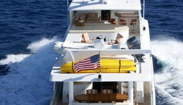 All That Jazz Charter Yacht - 3