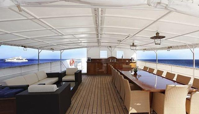 Buena Chica Charter Yacht - 4