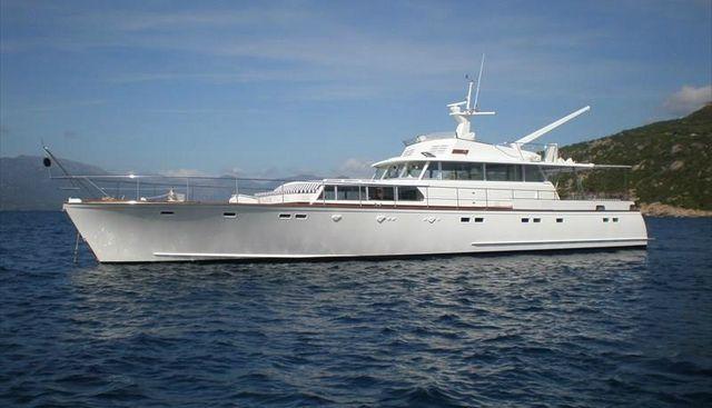 Bel Ami Charter Yacht