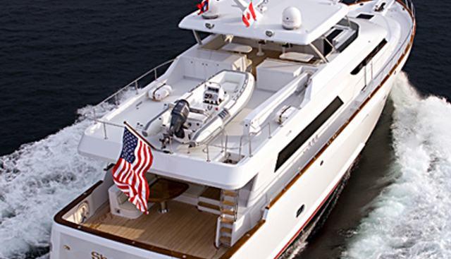 Shanakee III Charter Yacht - 3