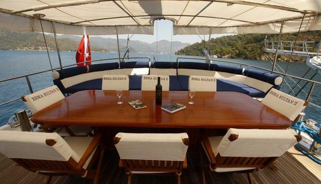 Esma Sultan II Charter Yacht - 3