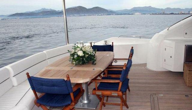 Inca Tinca Charter Yacht - 3