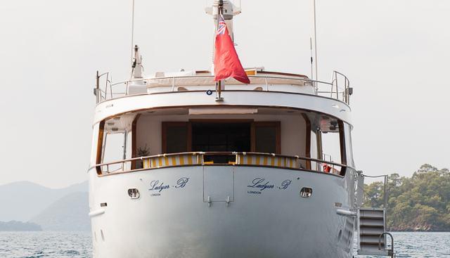 Ladyar B Charter Yacht - 3