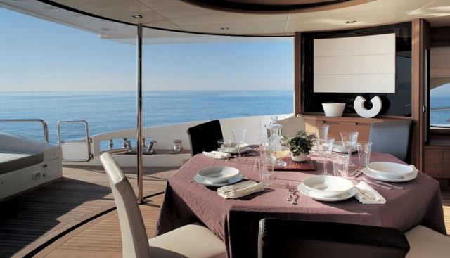 The Sultans Way 001 Charter Yacht - 7