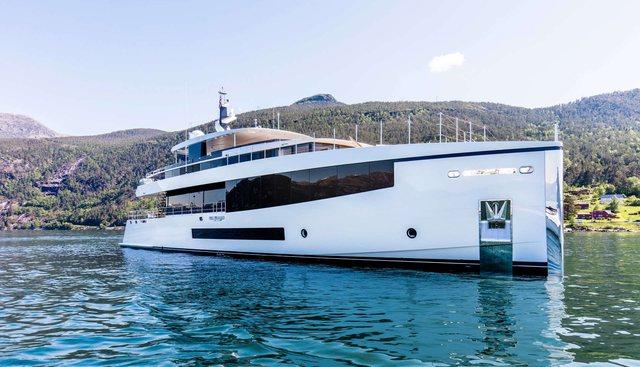 Kamino Charter Yacht - 7