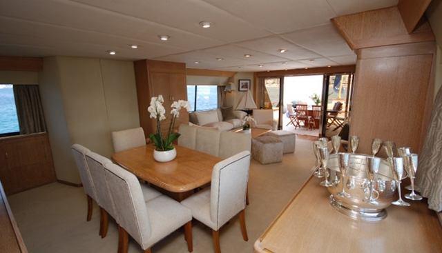 Atlantic Endeavour Charter Yacht - 8
