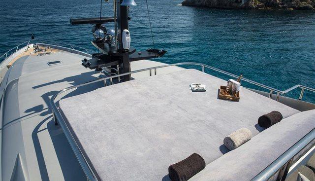 Eight Charter Yacht - 2