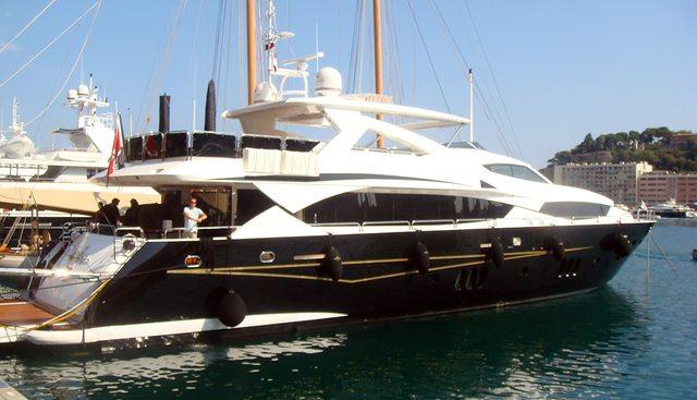 Natali of Monaco Charter Yacht - 2