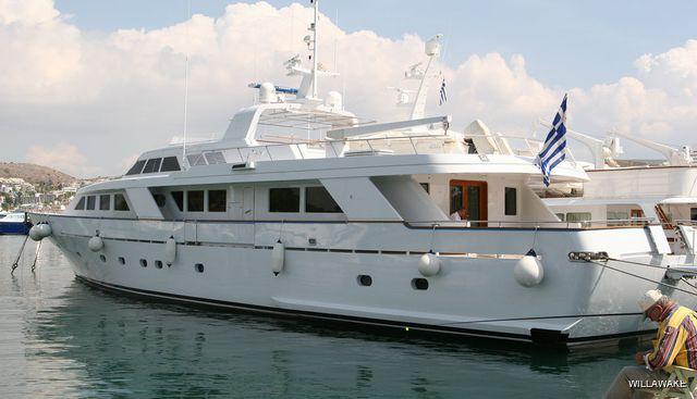 Oktana Charter Yacht
