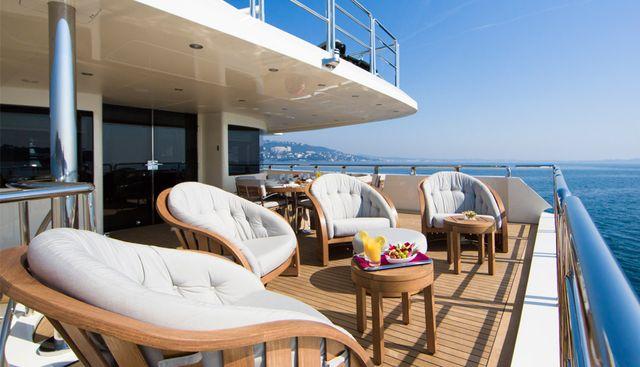 Robusto Charter Yacht - 4