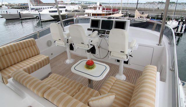 African Queen Charter Yacht - 3