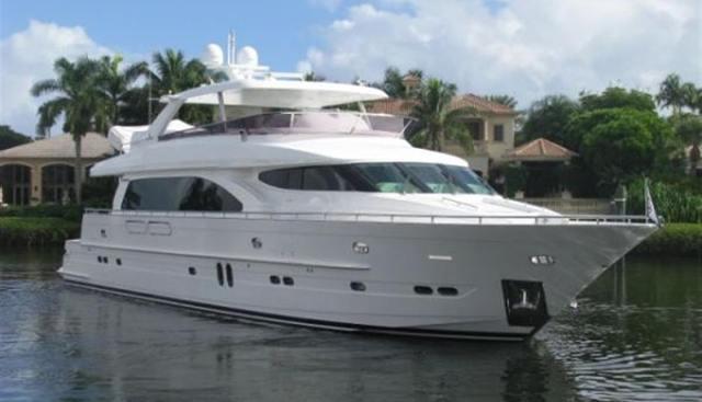 Kentucky Belle Charter Yacht