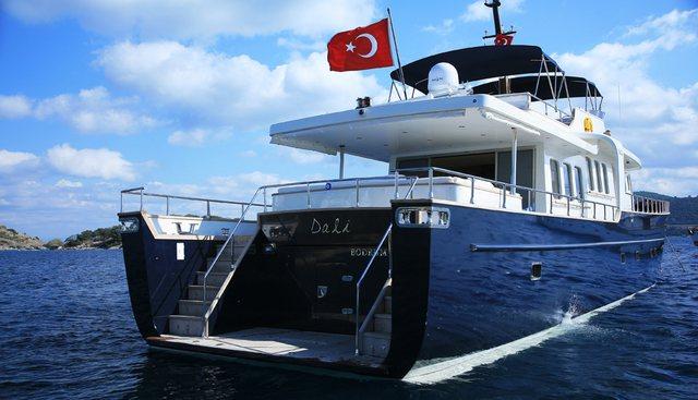Dali Charter Yacht - 5