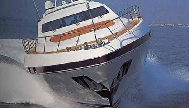 Peleu K Charter Yacht - 2