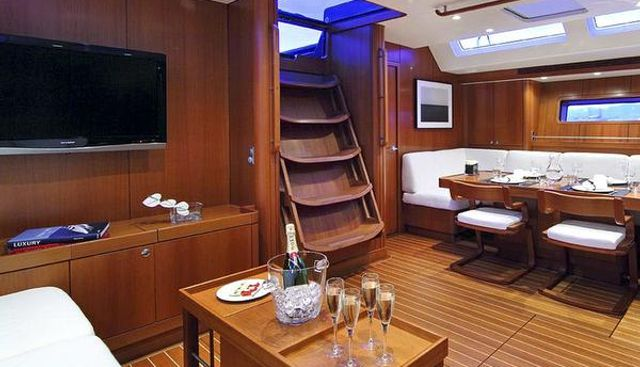 Ganges Charter Yacht - 5