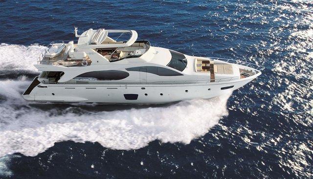 Mercedes Charter Yacht - 2