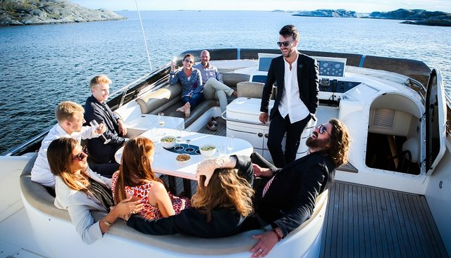 Drummer Charter Yacht - 4