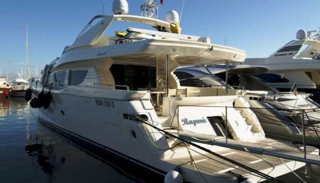Rapani Charter Yacht