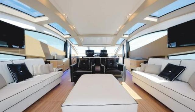 Canados 90 Open Charter Yacht - 3
