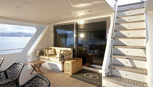 Moon River Charter Yacht - 5