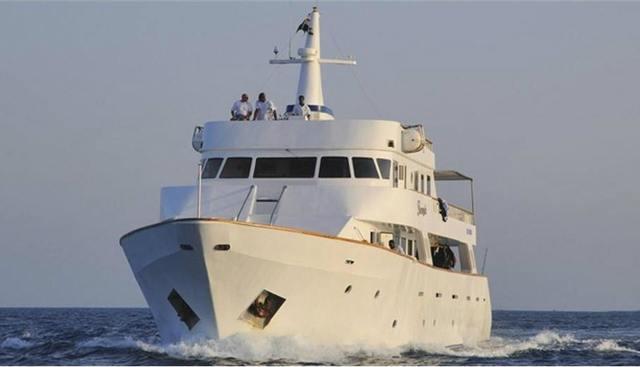 Sherazade Charter Yacht - 3