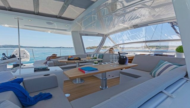 Nadamas Charter Yacht - 3