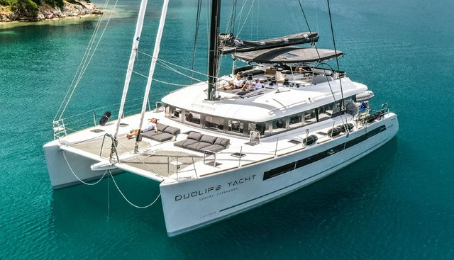 Duolife Charter Yacht