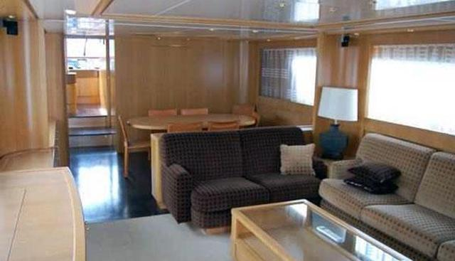 Coyote Charter Yacht - 3