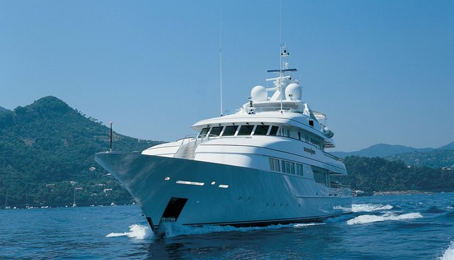 Mary A Charter Yacht - 5