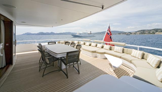 Solaia Charter Yacht - 5