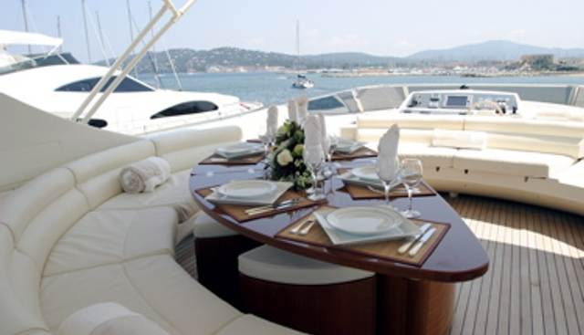 4Five Charter Yacht - 3