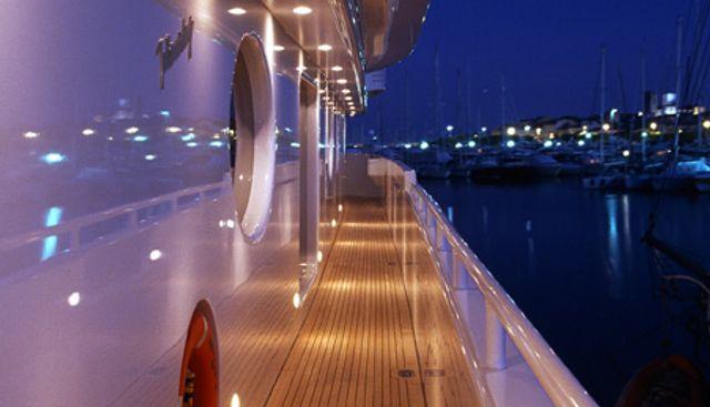 Queen Aida Charter Yacht - 5